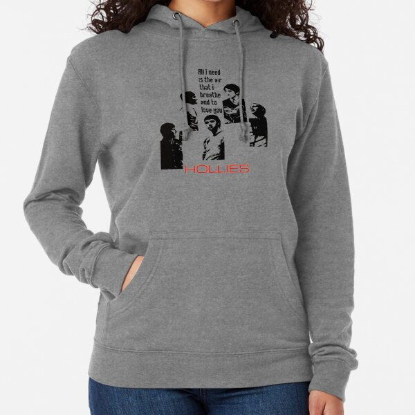 The Hollies Lightweight Hoodie
