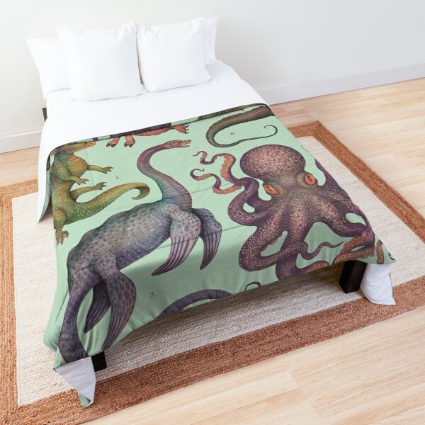 Cryptids of Europe, Cryptozoology species Comforter