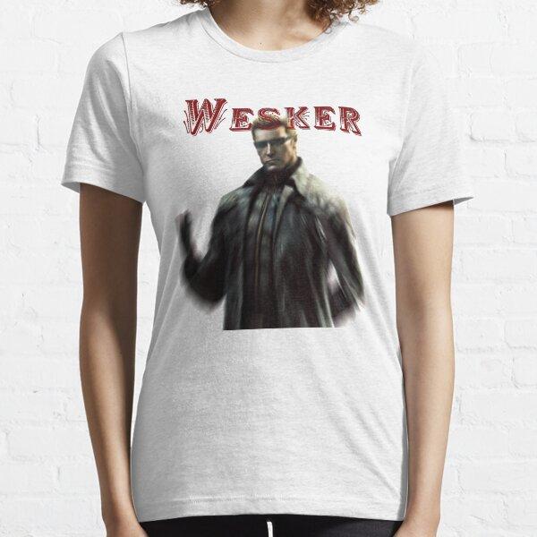 Resident Evil: Wesker Camiseta esencial
