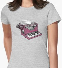 The Composition - P. Women's Fitted T-Shirt