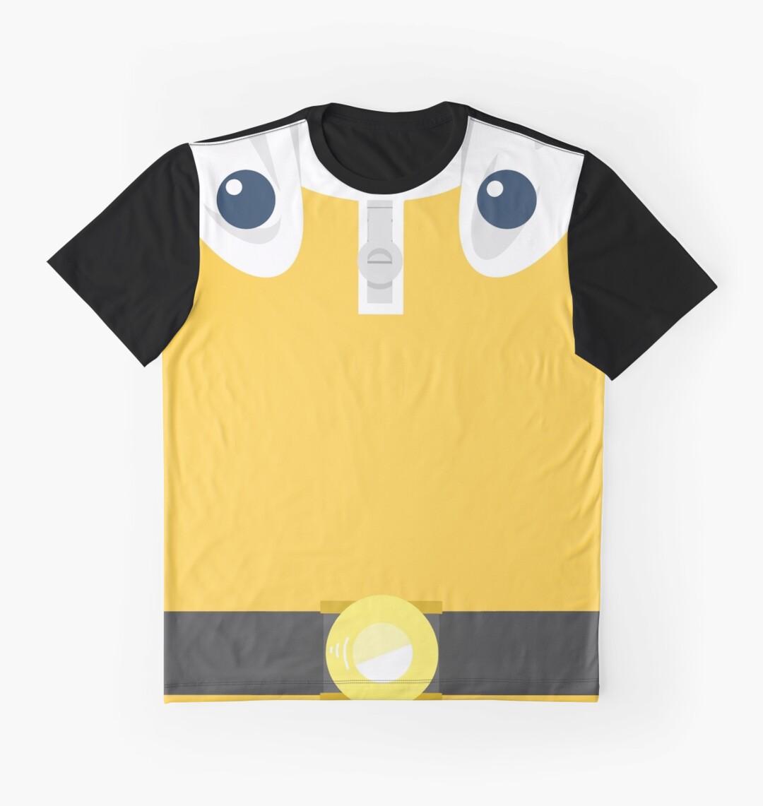 Design shirt redbubble - Saitama The Hero T Shirt Design