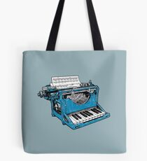 The Composition - O. Tote Bag
