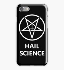 Hail Science iPhone Case/Skin