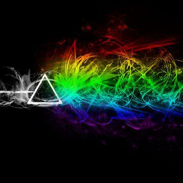 Pink Floyd - The Dark Side Of The Moon by LadyFullmetal