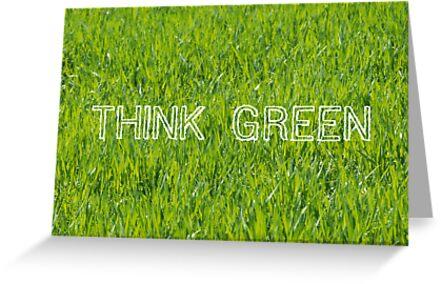 Think Green VRS2 by vivendulies