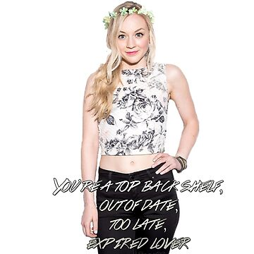 Emily Kinney - Expired Lover by Kazzybookat