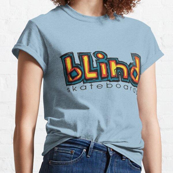 Blind, skateboard t shirt design. Classic T-Shirt