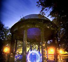 Light Sphere - Tewit Well, Harrogate by eatsleepdesign