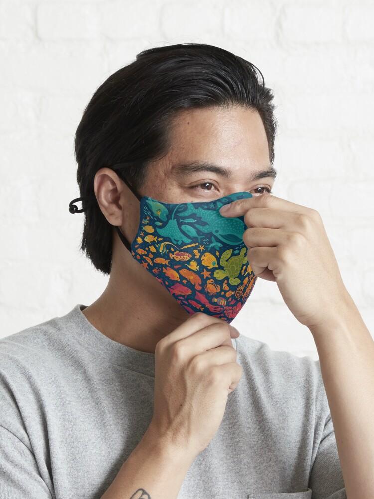 Alternate view of Aquatic Spectrum 2 Mask