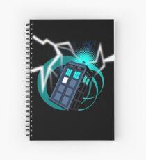 TIME MACHINE  Spiral Notebook