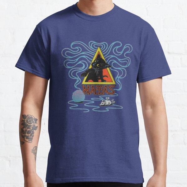 Natas kitty, skateboard t shirt design. Classic T-Shirt