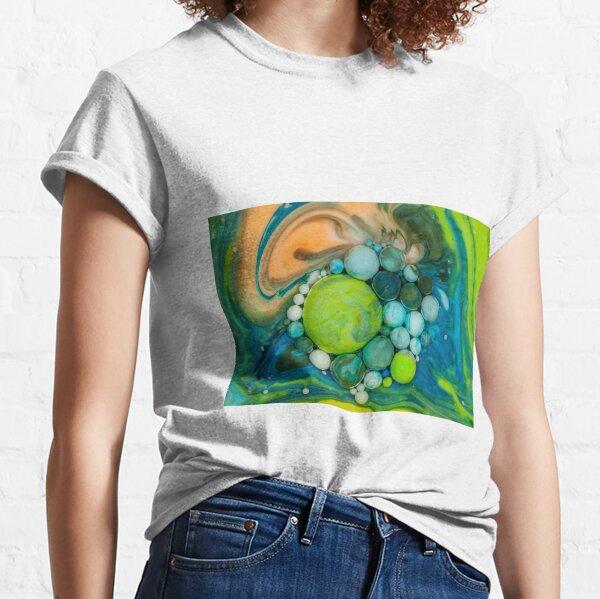 Bubbles Art Samantha Classic T-Shirt
