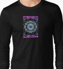Crystal Blue Star Long Sleeve T-Shirt