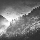 Mystische Alpen I von Brixhood