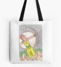 Goddess - Artemis Tote Bag