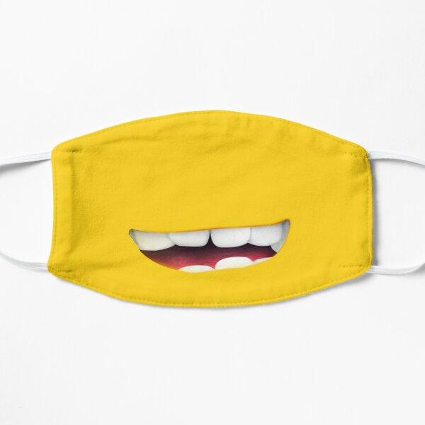 Minions smile Flat Mask