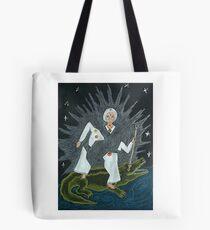 Goddess Akhilandeshvari Tote Bag
