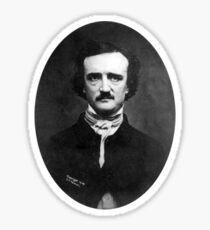 Edgar Allan Poe - Photo Sticker