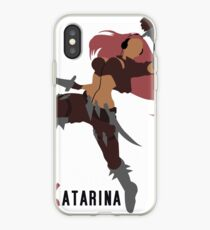 Rock my Katarina iPhone Case
