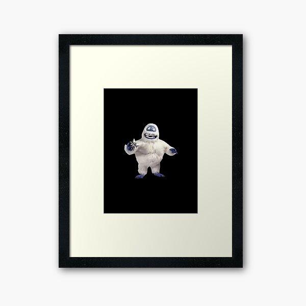 Bumbles Bounce Framed Art Print