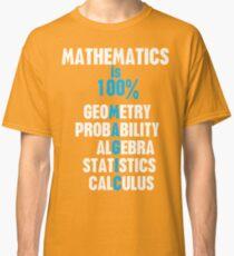 Mathematics Classic T-Shirt