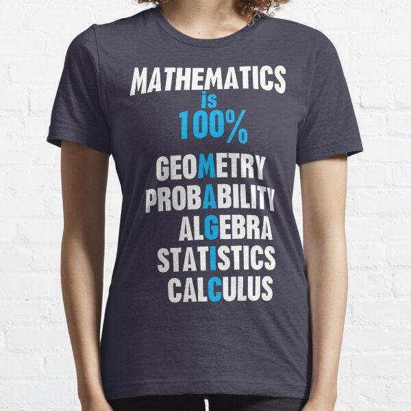 Mathematics Essential T-Shirt
