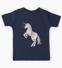 Mandala Unicorn Kids Tee