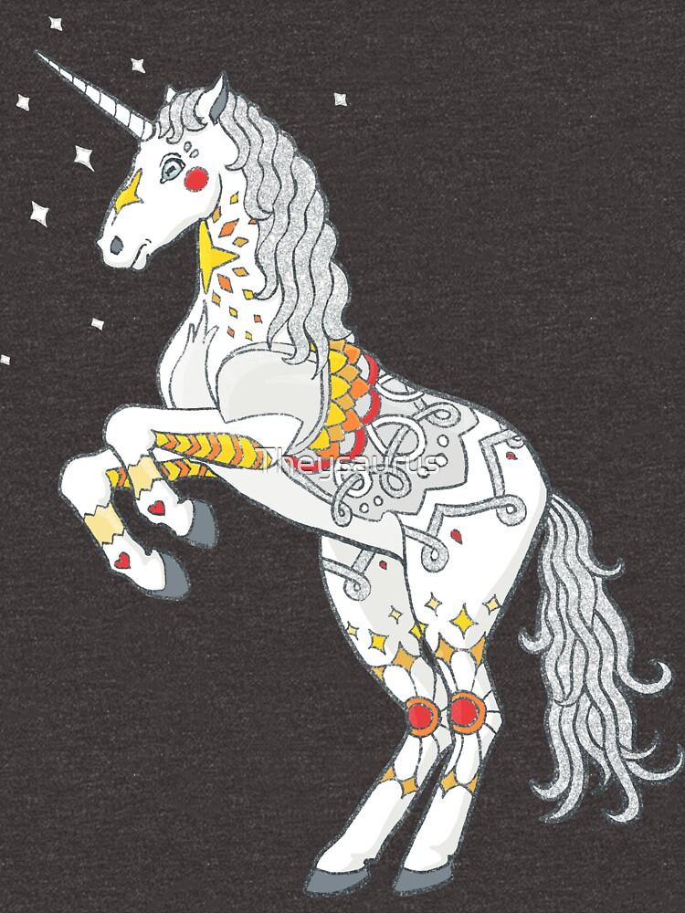 Mandala Unicorn by Theysaurus