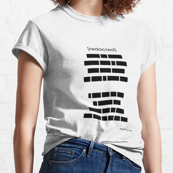 [redacted] Classic T-Shirt