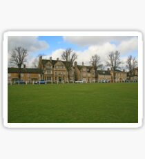 Church Green, Witney Sticker