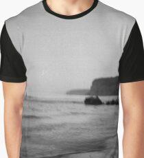 Disturbance of the silent sea Graphic T-Shirt