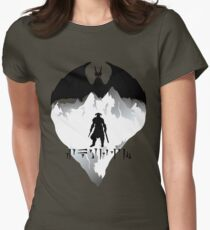 Dovahkiin Womens Fitted T-Shirt