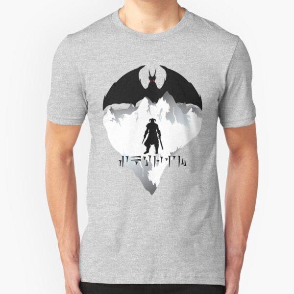 Dovahkiin Slim Fit T-Shirt