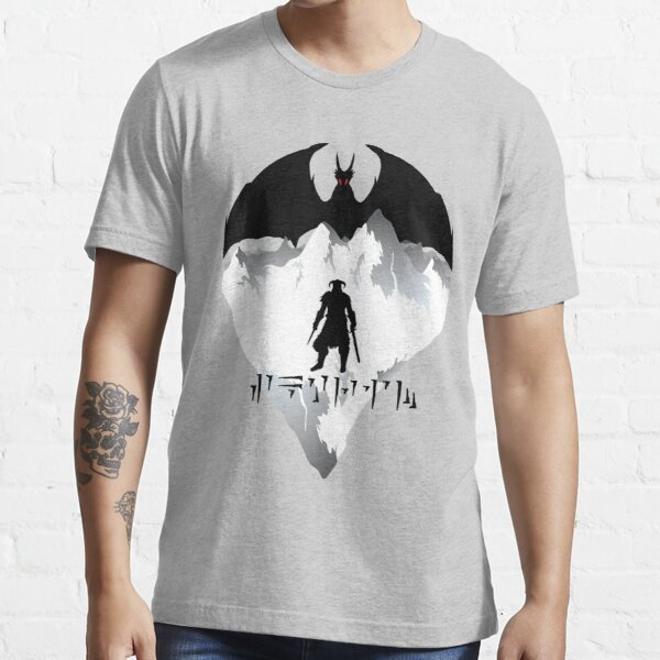 Dovahkiin Essential T-Shirt