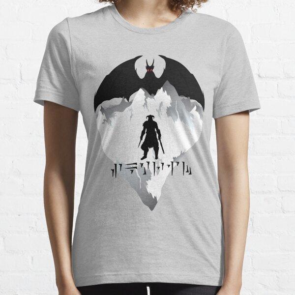 Dovahkiin Essential T-Shirt