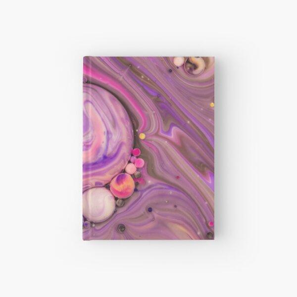 Bubbles Art Sevar Hardcover Journal