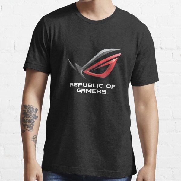 Am besten zu kaufen - Asus ROG Republic Of Gamers Essential T-Shirt