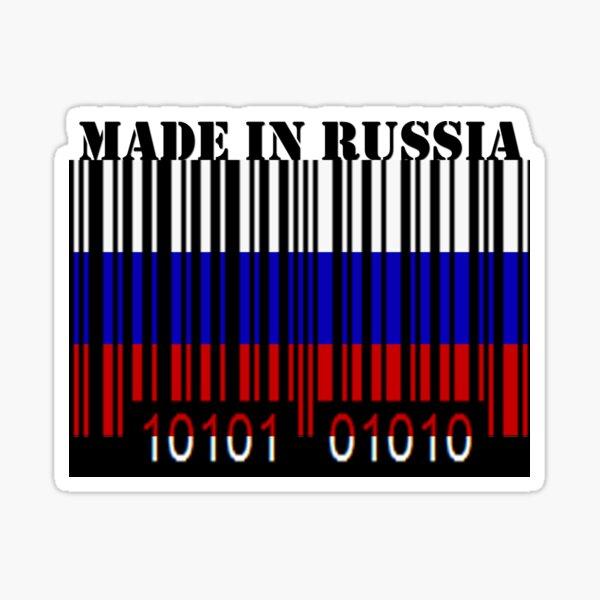 Russian Federation Flag Pride Olympics Sticker Decal USSR Sochi