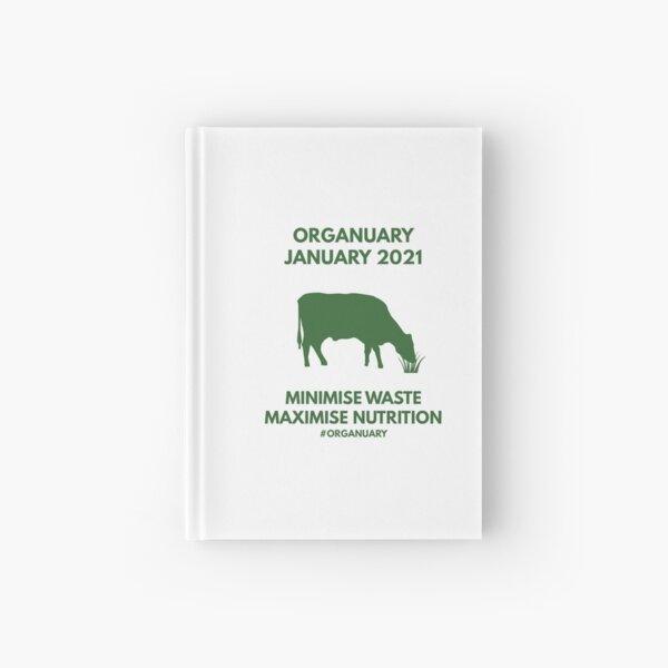 Organuary 2021 Hardcover Journal
