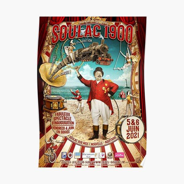 Soulac 1900 - 17ème édition - 2021 Poster