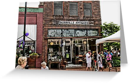 """""""Burrville Antiques""""... prints and products by Bob Hall©"""