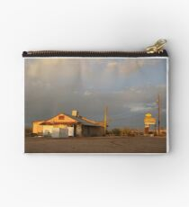 Abandoned Broasted Chicken Stand Studio Pouch