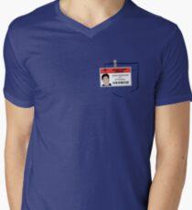 DJ's scrub Men's V-Neck T-Shirt