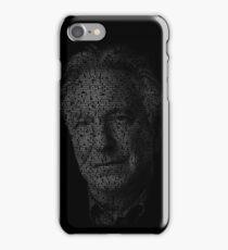 Alan Rickman iPhone Case/Skin