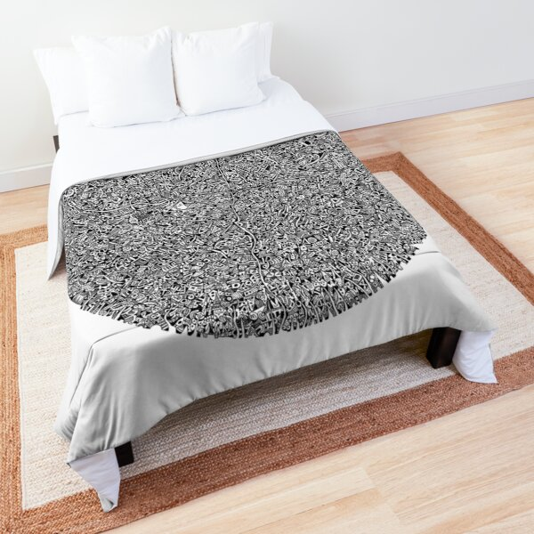 Evolution of the Wheel Comforter