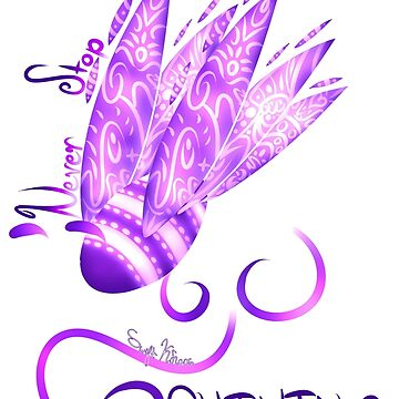 Sprite {Purple Version} by SwiftKhaos