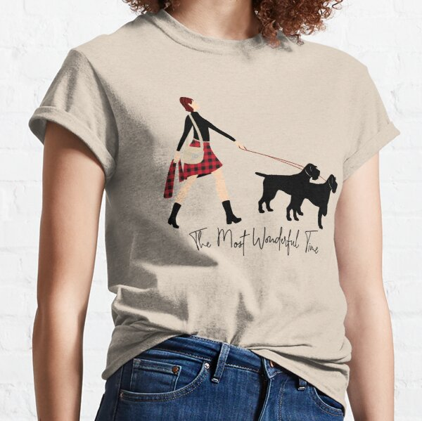 GINGER HOLIDAYS Classic T-Shirt