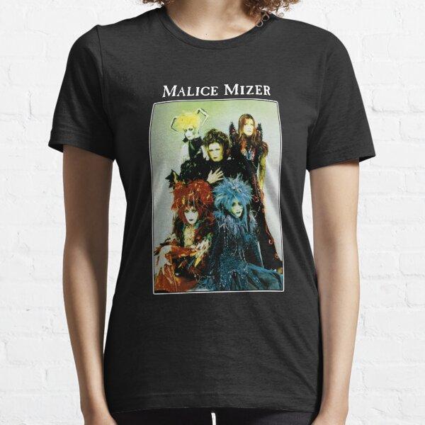 MALICE MIZER - Merveilles Era Band Picture (banda de J-rock visual kei con Gackt y Mana) Camiseta esencial