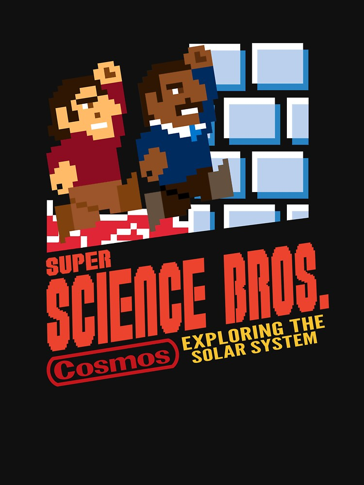 Super Science Bros | Unisex T-Shirt