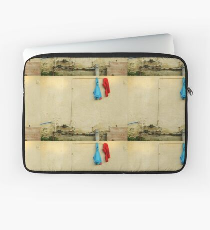 They woke up and one of them was smiling Laptop Sleeve